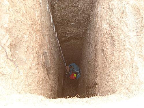 Mine d'eau de Seillons - Var